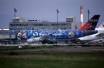 なごやんさんが、名古屋飛行場で撮影した日本航空 747-446の航空フォト(写真)