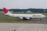 ぶる~すかい。さんが、成田国際空港で撮影した日本航空 747-246B(SF)の航空フォト(写真)