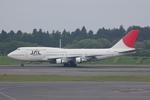 ぶる~すかい。さんが、成田国際空港で撮影した日本航空 747-346の航空フォト(写真)