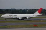 ぶる~すかい。さんが、成田国際空港で撮影した日本航空 747-246F/SCDの航空フォト(写真)