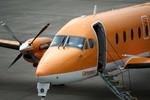 omegabooさんが、松本空港で撮影したエアトランセ 1900Dの航空フォト(写真)
