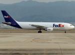 kixmeister弐さんが、関西国際空港で撮影したフェデックス・エクスプレス A300F4-605Rの航空フォト(写真)