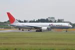 ぶる~すかい。さんが、成田国際空港で撮影した日本航空 767-346F/ERの航空フォト(写真)