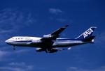 sakuraさんが、成田国際空港で撮影した全日空 747-481の航空フォト(写真)
