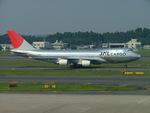 Y@RJGGさんが、成田国際空港で撮影した日本航空 747-446F/SCDの航空フォト(写真)