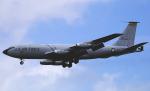 チャーリーマイクさんが、嘉手納飛行場で撮影したアメリカ空軍 KC-135Q Stratotanker (717-148)の航空フォト(写真)