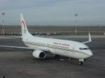 maixxさんが、ムハンマド5世国際空港で撮影したロイヤル・エア・モロッコ 737-8B6の航空フォト(写真)