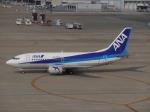 ゴンタさんが、中部国際空港で撮影した全日空 737-281の航空フォト(写真)