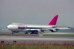 ocean falconさんが、伊丹空港で撮影したノースウエスト航空 747-227Bの航空フォト(写真)