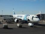 maixxさんが、ムハンマド5世国際空港で撮影したエジプト航空 A321-231の航空フォト(写真)