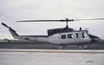 チャーリーマイクさんが、厚木飛行場で撮影したアメリカ空軍 UH-1N Twin Hueyの航空フォト(写真)