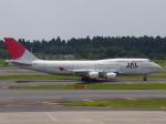 DREAMWINGさんが、成田国際空港で撮影した日本航空 747-446の航空フォト(写真)