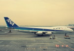 Espace77さんが、羽田空港で撮影した全日空 747SR-81の航空フォト(写真)