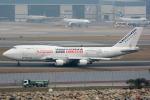 Tomo-Papaさんが、香港国際空港で撮影したマーティンエアー 747-412(BCF)の航空フォト(写真)