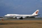 Gambardierさんが、伊丹空港で撮影した中国国際航空 747-4J6の航空フォト(写真)