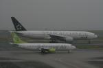 コバトンさんが、羽田空港で撮影したソラシド エア 737-4Y0の航空フォト(写真)