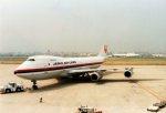 Hitsujiさんが、福岡空港で撮影した日本航空 747-146の航空フォト(写真)