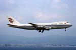 Gambardierさんが、関西国際空港で撮影した中国国際貨運航空 747-2J6F/SCDの航空フォト(写真)
