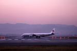 Gambardierさんが、伊丹空港で撮影した日本アジア航空 DC-8-61の航空フォト(写真)