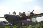 チャーリーマイクさんが、東京台場で撮影した船の科学館 H8Kの航空フォト(写真)