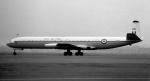 ハミングバードさんが、名古屋飛行場で撮影したイギリス空軍 DH.106 Comet C4の航空フォト(写真)