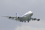ポツダムさんが、那覇空港で撮影した全日空 747-481(D)の航空フォト(写真)