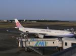 hidenet0319さんが、宮崎空港で撮影したチャイナエアライン A330-302の航空フォト(写真)