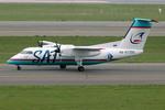 Tomo-Papaさんが、新千歳空港で撮影したサハリン航空 DHC-8-106 Dash 8の航空フォト(写真)