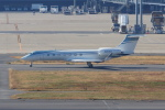pringlesさんが、羽田空港で撮影したアメリカ個人所有 G500/G550 (G-V)の航空フォト(写真)