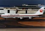 Hitsujiさんが、羽田空港で撮影した日本航空 747-246Bの航空フォト(写真)