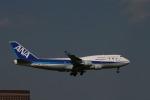 コタちゃんさんが、成田国際空港で撮影した全日空 747-481の航空フォト(写真)