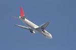 toshiさんが、羽田空港で撮影した日本航空 767-346の航空フォト(写真)