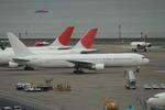 かんちゃんさんが、羽田空港で撮影した日本航空 767-346の航空フォト(写真)