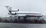 TKOさんが、鹿児島空港で撮影した東亜国内航空 727-89の航空フォト(写真)