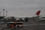 terra-cottaさんが、成田国際空港で撮影した日本航空 747-446の航空フォト(写真)