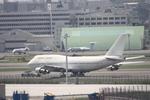 toshiさんが、羽田空港で撮影した日本航空 747-346の航空フォト(写真)