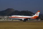ぬるりんさんが、松山空港で撮影した南西航空 737-2Q3/Advの航空フォト(写真)