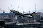 tsubameさんが、福岡空港で撮影したスカイマーク 767-36N/ERの航空フォト(写真)