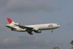 ムッシュさんが、成田国際空港で撮影した日本航空 DC-10-40Iの航空フォト(写真)