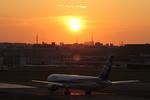 ルビーさんが、福岡空港で撮影した全日空 767-381の航空フォト(写真)