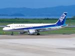 まさのりさんが、長崎空港で撮影した全日空 A320-211の航空フォト(写真)