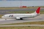 ぶる~すかい。さんが、関西国際空港で撮影した日本トランスオーシャン航空 737-4K5の航空フォト(写真)