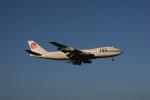 ムッシュさんが、成田国際空港で撮影した日本アジア航空 747-246Bの航空フォト(写真)