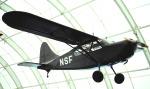 チャーリーマイクさんが、所沢航空発祥記念館で撮影した陸上自衛隊 L-5E Sentinelの航空フォト(写真)