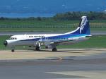 まさのりさんが、長崎空港で撮影したエアーニッポン YS-11A-500の航空フォト(写真)