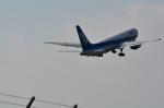 らお茶さんが、仙台空港で撮影した全日空 767-381の航空フォト(写真)