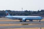 pringlesさんが、成田国際空港で撮影したエア・カナダ 777-333/ERの航空フォト(写真)