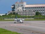 frankさんが、石垣空港で撮影したエアードルフィン BN-2B-26 Islanderの航空フォト(写真)