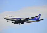 tomo@Germanyさんが、羽田空港で撮影した全日空 747-481(D)の航空フォト(写真)