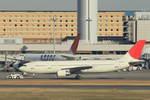 kososhihashimotoさんが、羽田空港で撮影した日本航空 A300B4-622Rの航空フォト(写真)